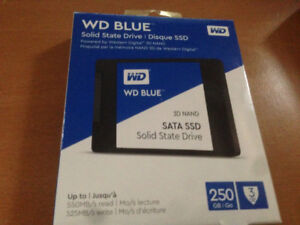 250 GB SSD for sale