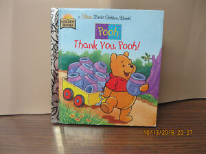 POOH   THANK  YOU  POOH     BOOK