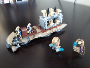 Star Wars Lego set #7929-1 - The Battle of Naboo.