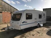 Bailey Ranger Series 5 550/6 6 berth touring caravan 2005