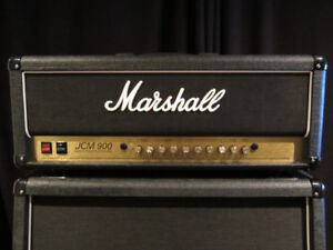 Marshall JCM900 Hi Gain Dual Reverb Hot Rod (Échange Possible)