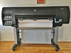 Imprimante grand format - Plotter 42'' HP DesignJet Z6100ps