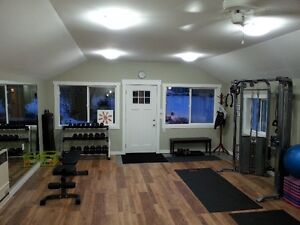 Rewards Personal Training-Private Studio with Personal Trainer