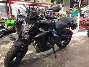 2014 Kawasaki ER-6N ABS