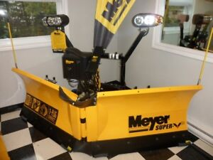 OCTOBER SPECIAL - Meyer 7.5 Super V LD Plow
