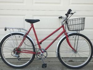Taller Ladies Apollo Bicycle, 5sp, awesome condition,
