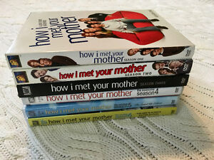 How I Met Your Mother - Seasons 1-6 on DVD