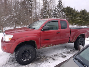 Reduced! $8500 08' Toyota Tacoma TRD Off Rd