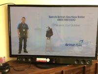 LG 50inch smart 3D plasma TVs