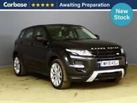 2015 LAND ROVER RANGE ROVER EVOQUE 2.2 SD4 Dynamic 5dr Auto [Lux Pack]