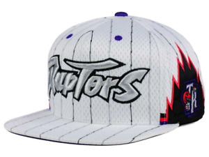 Brand New  Mitchell and Ness Toronto Raptors Snapback Hat