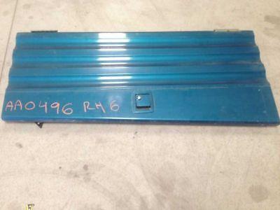 99 WINNEBAGO ITASCA SUNFLYER V10 6.8L PULLER RH LUGGAGE DOOR #6 16733