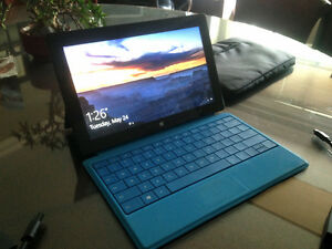 Surface Pro 2 + accessories [Intel i5 | 4gb DDR | 128gb SSD]