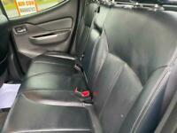 FIAT FULLBACK 2.4JTD LX D/CAB 4X4 1 OWNER NAV,LEATHER,CAMERA FSH