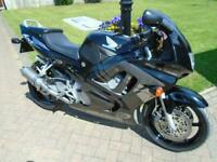 HONDA CBR 600 T REG VERY CLEAN STUBBY LEAVERS RACE CAN NEW BATTERY 1 YRS MOT