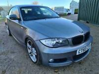 2010 BMW 1 Series 123d M SPORT COUPE Diesel Manual