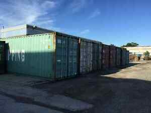 40' High Cube Used Shipping Containers London Ontario image 1