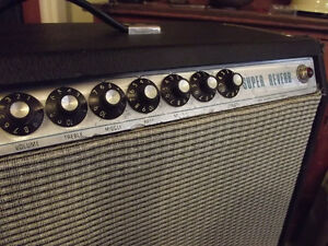 Fender Super Reverb Amp. Kingston Kingston Area image 6