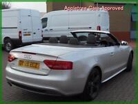 2009 (59) Audi A5 2.0TDI S Line Convertible