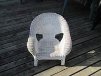 Child's Small Patio Chair