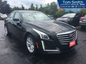 2017 Cadillac CTS LEATHER, REAR VISION CAMERA, PUSH BUTTON START