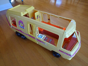 Vintage Barbie Motorhome West Island Greater Montréal image 2