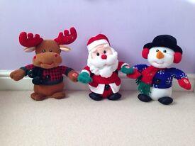 Christmas dolls (dance at the rhythm of Jingle Bells)