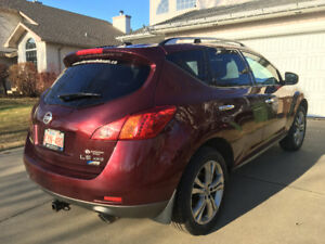 2010 Nissan Murano LE SUV V6 AWD with FOB and Hitch