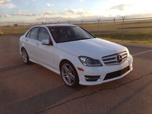 2013 Mercedes Benz C350 4matic