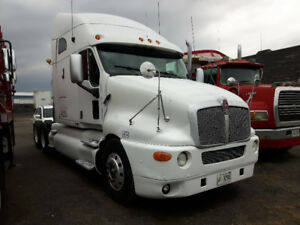 2002 Kenworth T2000 safety and etested Reduced price
