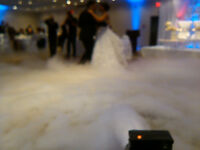 dry ice service / machine rental