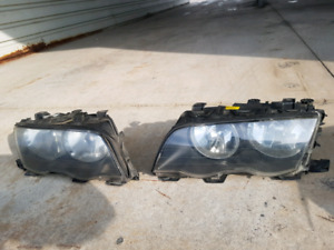 Bmw headlights for sale