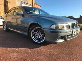 **IMMACULATE BMW 525 M-SPORT WITH 76K FSH 1 FORM KEEPER*FULLY LOADED MODEL*
