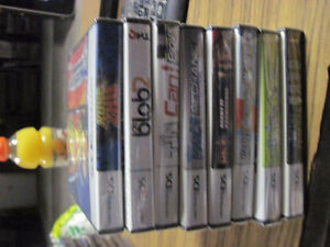 8 NEW DS GAMES FIRST $20 TAKES THEM ALL LOOK !!!!