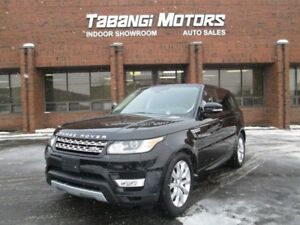 2015 Land Rover Range Rover Sport HSE V6- ONE OWNER- NO ACCIDENT