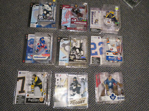 McFarlane Figurines NHL - Including my Gretzky set Kitchener / Waterloo Kitchener Area image 4