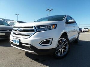 2018 Ford Edge *DEMO* TITANIUM 3.5L V6 301A