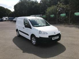 Peugeot Partner L1 850 S 1.6 92PS (SLD) EURO 5*VALUE RANGE VEHICLE - CONDITION R