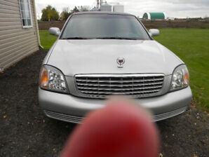 2002 Cadillac Deville - Selling As Is