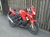Lexmoto 125cc 2014