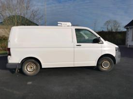 Refrigerated volkswagen Transporter