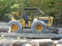 Looking to Rent a Skidder