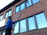 WINDOWS CLEANING STARTING  at $100-GUTTER CLEANING-SIDING-MOWING