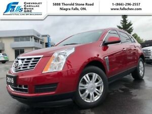 "2016 Cadillac SRX Luxury  NAV,SUNROOF,LEATHER,18""ALLOYS"