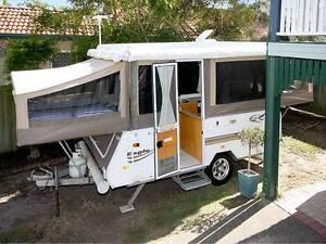 CARAVAN HIRE - BRISBANE / GOLD COAST / QLD - Jayco Eagle Wynnum Brisbane South East Preview