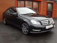 2012 12 MERCEDES-BENZ C CLASS C250 CDI BLUEEFFICIENCY AMG SPORT PLUS 2.1 4D AUTO