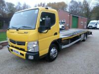 """* EX AA * RECOVERY TRUCK, BEAVER TAIL, CAR TRANSPORTER, 7.5 TONNE , 22'6"""" BODY"""