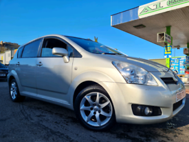 🔥CHEAP 7 SEATER🔥 TOYOTA COROLLA VERSO SR 2.2 D4D (2008) HPI CLEAR!