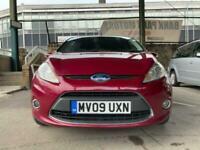 2009 (09) Ford Fiesta 1.4 TDCi Titanium 5dr |Long MOT | High Spec