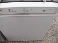 Kitchenaid dishwasher stainless tub